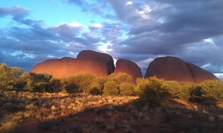 Kata Djuta, Northern Territory