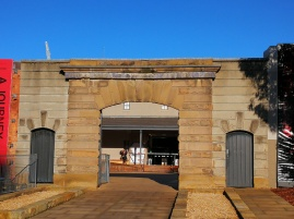 old arch entrance