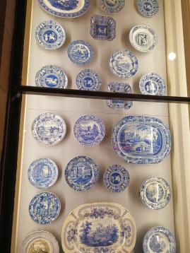 history of crockery prints