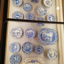 history of crockery prints